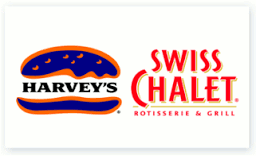 Swiss Chalet and Harvey's Restaurant